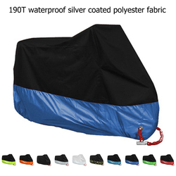 M L XL 2XL 3XL 4XL Motorcycle Cover Universal Outdoor Uv Protector All Season Waterproof Bike Rain Dustproof Motor Scooter Cover