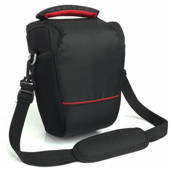 Men New Triangle Camera Bag Professional Shoulder SLR Waterproof Outdoor Travel Daypack