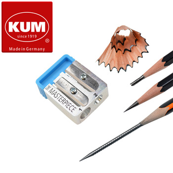 KUM Masterpiece Pencil Sharpener A special pencil sharpener made by hand in Germany lee kum kee 213g