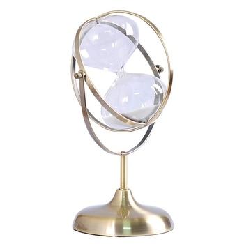 Men's Gift 15 Minute Hourglass Sand Clock