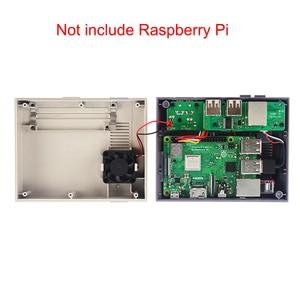 Image 4 - Retroflag NESPi מקרה + פטל Pi מקרה + Gamepad + מאוורר + גוף קירור אופציונלי 32G SD כרטיס