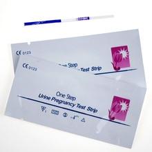 10 шт. тест-полоска для мочи при беременности тест-полоска для мочи на овуляцию тест-полоска для мочи тест-полоска для LH тест-полоска s комплект первый ответ комплекты для овуляции более 99% точность