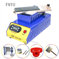 TBK-988Z LCD turntable 7-inch separator digital temperature control rubber removal separation of curved screen service tool