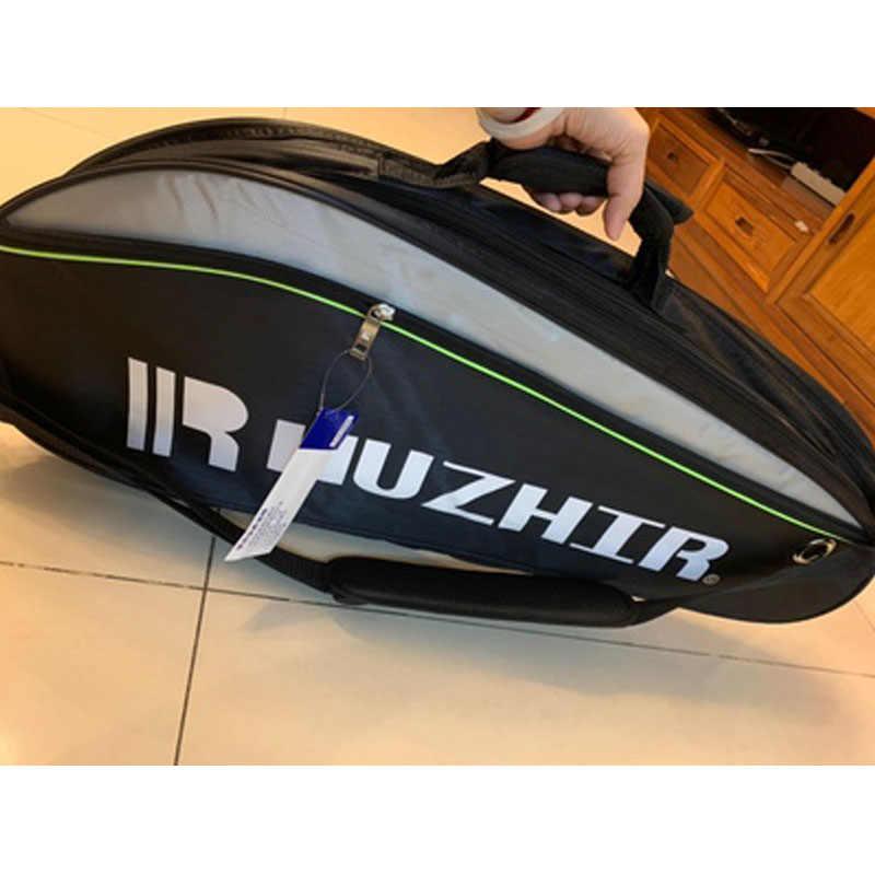נייד בדמינטון תיק מחבט טניס שקית אחסון סקווש Raquete למבוגרים ילדי מקצועי אימון מחבט שקיות Raqueta Tenis