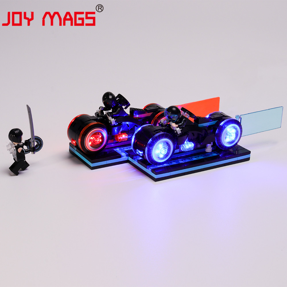 JOY MAGS Only Led Light Kit For Ideas Legacye Lighting Set Compatible With 21314 <font><b>10881</b></font> (NOT Include Model) image