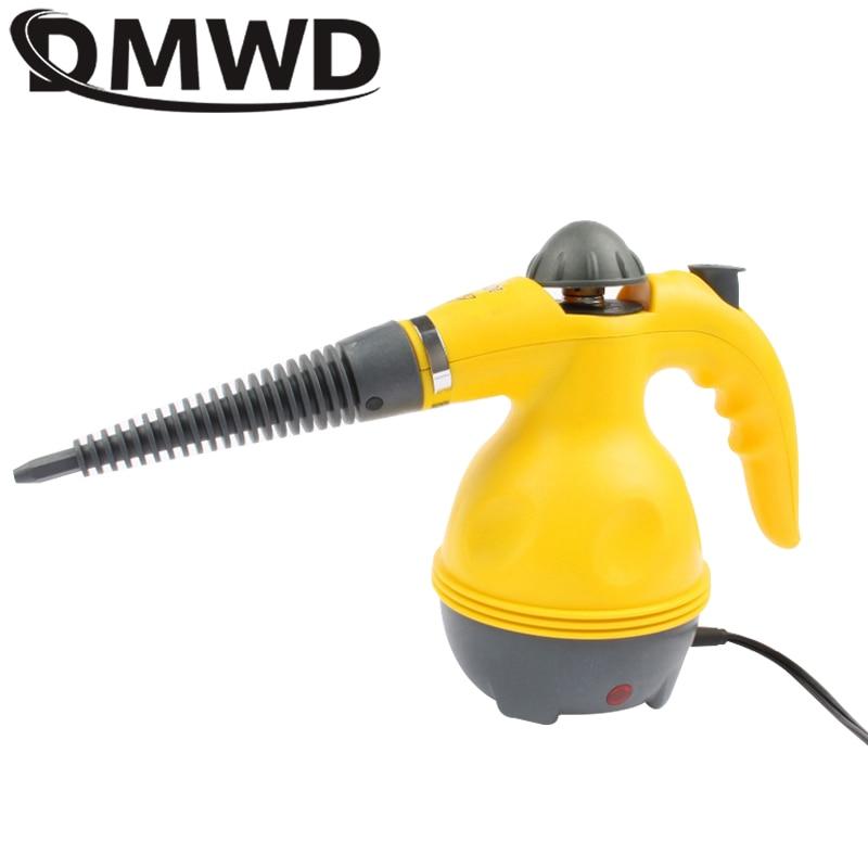 DMWD Household Steam cleaning machine High temperature steam cleaner mop hand held Kitchen Range Hood pressure steamer 110V 220V