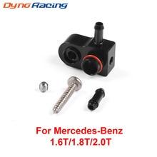Auto Modifikation Teile Auto Turbo Boost Tap Vakuum Sensor Adapter für Benz 1,6 T 1,8 T 2,0 T
