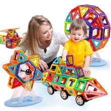 Kindergarten Toys Building-Block Girls Boys Large Children's And