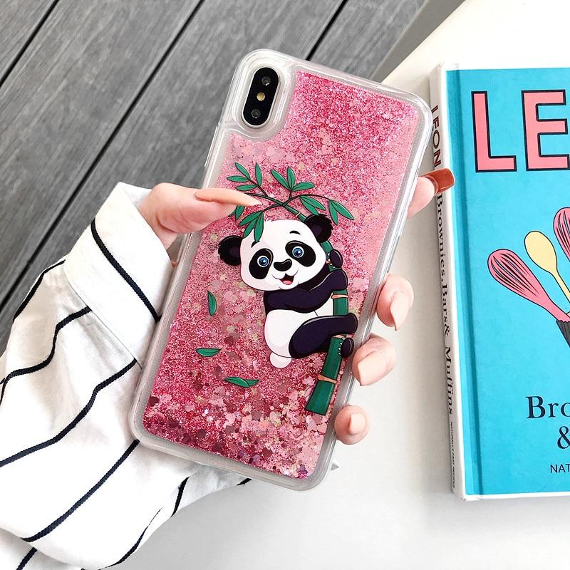 熊猫-爱心粉