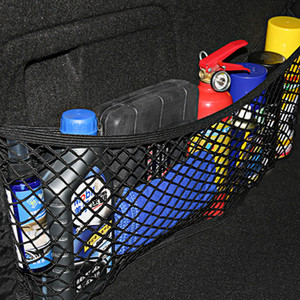 Car Trunk luggage Net For Audi A4 B5 B6 B8 A6 C5 C6 A3 A5 Q3 Q5 Q7 BMW E46 E39 E90 E36 E60 E34 E30 F30 F10 X5 E53 X6 Accessories(China)