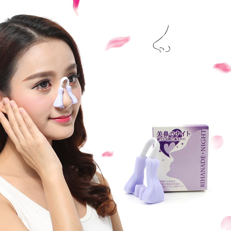 1PC Beauty Care Nose Lift Shaping Clip Scissors Plastic Correction Beauty Nose Clip Correction Massage Makeup Facial Care Tools
