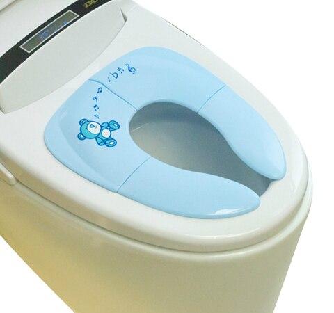 bebe viagem dobravel potty toalete crianca dobravel assento do toalete auxiliar toalete portatil do bebe