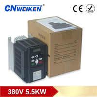 380 v kW 3 fases inversor de frecuencia Variabile AC unidad vfd vsd convertidor de velocidad del motore