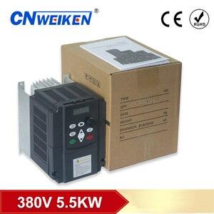 Image 1 - 380v 5.5kW/7.5kw/11kw/4kw fases inversor דה frecuencia משתנה AC unidad vfd vsd convertidor דה velocidad דל מנוע