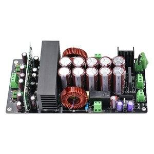 Image 2 - Irs2092 amplificador de áudio 800w + 800w, placa para amplificador de áudio, classe d, canal duplo, hifi amp to220 rectificador de proteção