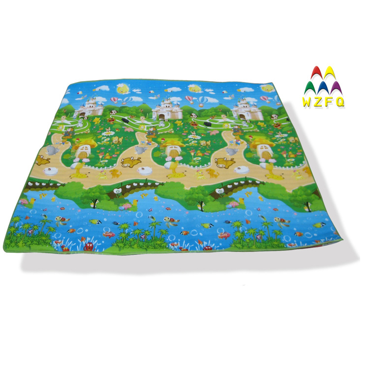 Children Tent Mat Baby Crawling Mat Small