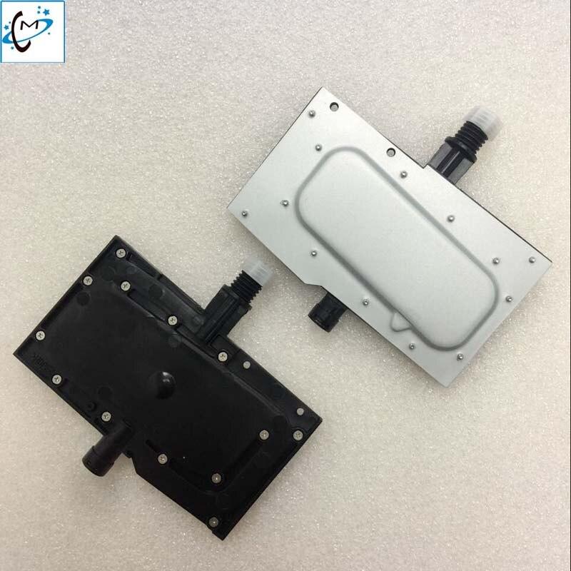 2 шт. SPT 1020 чернильный демпфер для seiko 1020 dumpers фильтр для Zhongye Icontek Infinity Challenger Witcolor phaeton сольвентный принтер
