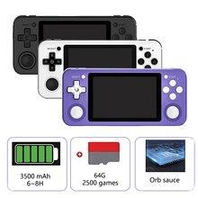 Rg351p портативная игровая консоль 64g с открытым исходным кодом