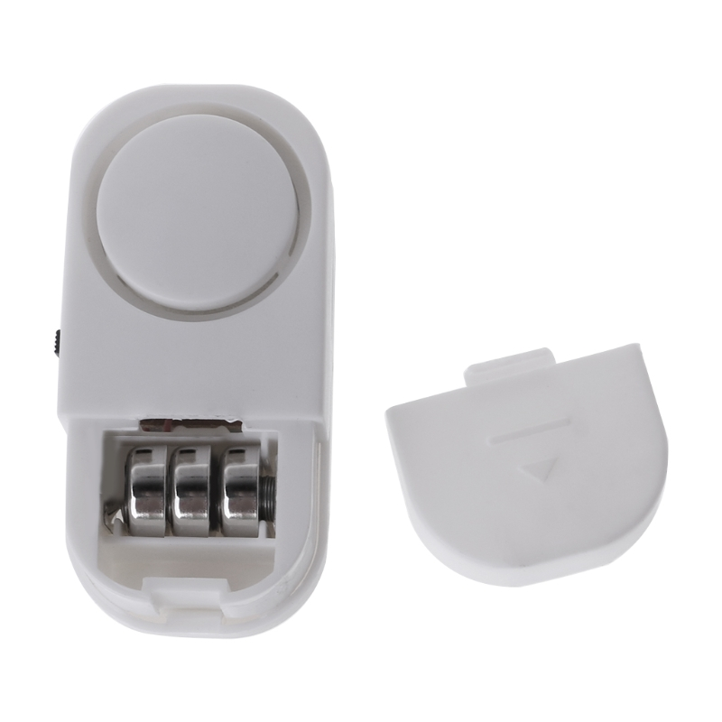 Magnetic Door And Window Alarm Prevent Burglar Entry Exit Safety Security E65B