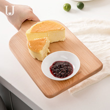 Xiaomi Jordan&Judy Beech Wood Chopping Block Board Kitchen Fruit Vegetable Knife Cutting Panel Antibacterial Mildew