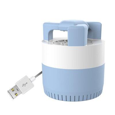 מנורת LED קוטל יתושים  7