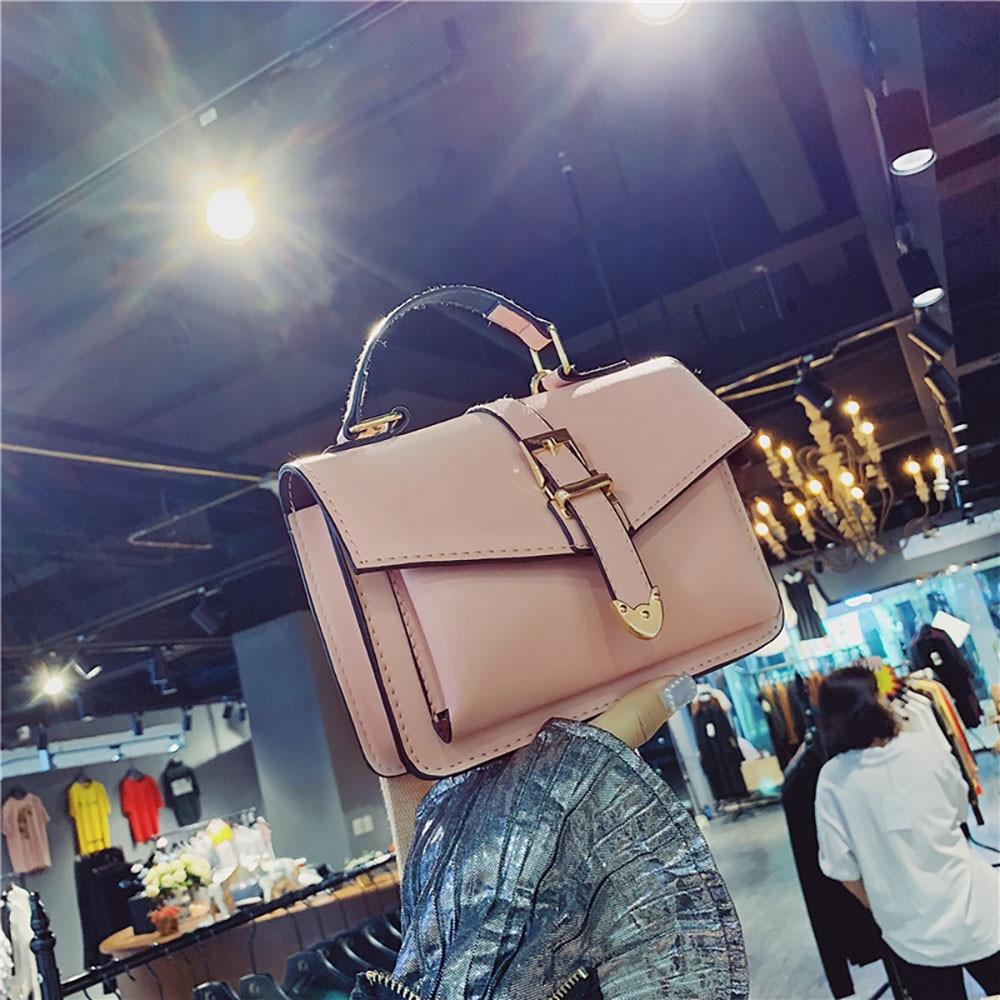 Small-Bag Messenger Korean-Version Women Wild   Tide Simple 30-