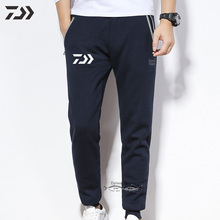 Daiwa тепловые брюки для рыбалки мужские зимние кашемировые толстые рыболовные одежда для пеших прогулок спортивные ветрозащитные карманные брюки одноцветная одежда L-7XL