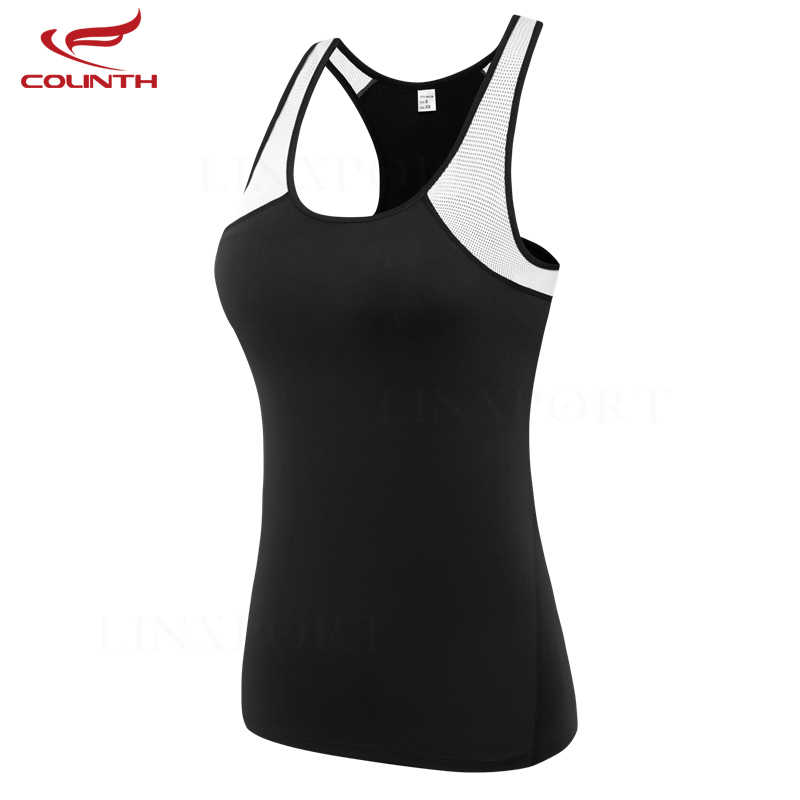 2019 Women Yoga Vest Gym Sports Tops Fitness Running Sleeveless Shirts Quick Dry Training  Workout Tights Jerseys Sportswear