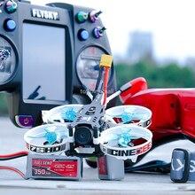 IFlight CineBee 75HD 75mm 2S Whoop w/Caddx. uns V2 Kamera/iFlight F4 SucceX 16*16mm Micro Flug Turm/1103 11000kv Motor