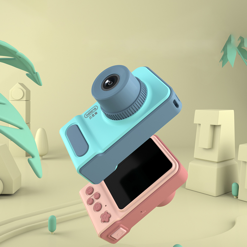Baby Toys Educational Product Cartoon Digital Camera Children Creative Photography Training Birthday Christmas Gifts Camera Toy