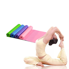 Free Shipping Yoga Pilates Resistance Tape Fitness Eraser Sports Elastic Band Gym Fitness Equipment Elastic Band for Workout cheap Unisex Comprehensive Fitness Exercise