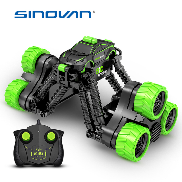 4WD Electric RC Car Rock Crawler Remote Control Toy Cars Off Road Radio Radio Controlled Drive Toys For Boys Kids Suprise Gift