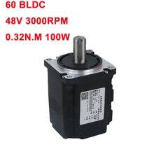 Lk60bl7848 100 Вт 60 мм бесщеточный двигатель постоянного тока