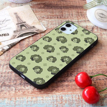 For iPhone Game Grumps Pattern Soft TPU Border Apple iPhone Case image