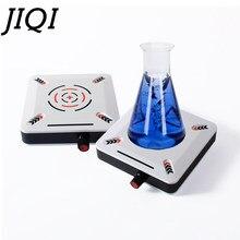 Misturador líquido magnético da química do misturador do agitador do laboratório de jiqi com barra de agitação nenhuma placa de aquecimento hotplate 2400 rpm 1000ml 100 v-240 v