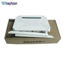 OTOP XPON ONU ONT 호환 GPON EPON, 1GE + 1FE + WIFI, 영어 펌웨어 광 네트워크 터미널