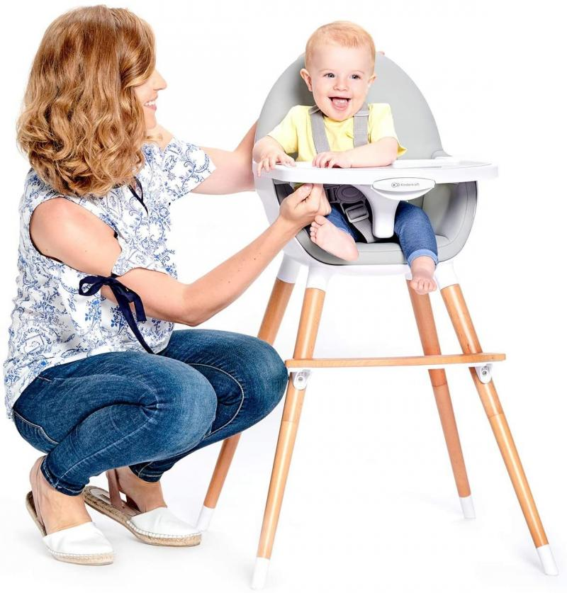 Kids Chair Baby Chair Infant Dining High Dinning Cover Seat Safety Belt Feeding Baby Care Accessories Baby Furniture HWC