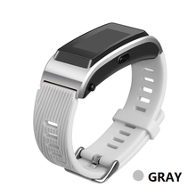 цены For Huawei Talkband B5 Silicone Replacement Watch Band Buckle Wrist Band Strap Smart watch Wearable accessories