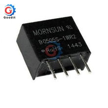 Power-Supply-Module Isolated-Converter 1000VDC Dc-Dc 5v To B0505S-1W 4-Pins
