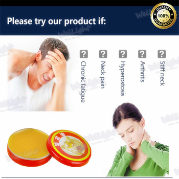 Tiger Balm Summer Cooling Oil Refresh Brain Drive Out Mosquito Eliminate Bad Smell Headache Chinese God Medicine Menthol Balm image