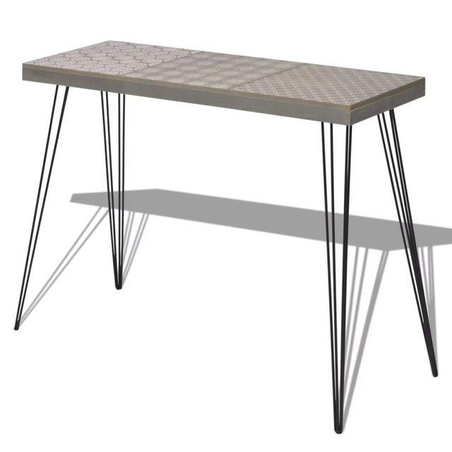 Retro Side Table 3