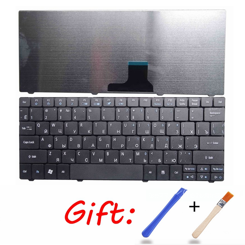 Russian Laptop Keyboard For Acer ZA3 ONE 751 ONE 721 1810 1830T A0721 1551 P1VE6 AO722 AO752 1810TZ 1830 1830TZ 1820P 1820PTZ RU
