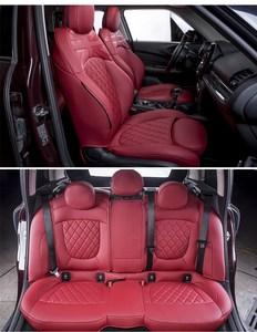 Image 5 - 자동차 좌석 커버 BMW 미니 쿠퍼 R56 F60 로얄 CRAFTSM 도매 방수 가죽 자동 좌석 수호자 자동차 액세서리