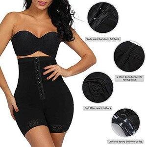 Image 2 - Lover Beauty Plus Size Butt Lifter Body Shaper Butt Enhancer Shapewear Bodysuit Slimming Pants Shapewear Underwear Control Panty