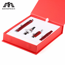 NEW Magic 3 in 1 Electronic Cigarette with Wax vaporizer Ago g5 MT-3 Glass Globle dry herb vaporizer pen e cigarette starter kit mini ago g5 electronic cigarette kit mini ago dry herb vaporizer e cigarette ego vape battery vaporizer herb pen vape kit