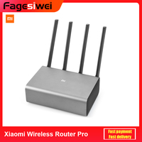 Xiaomi Mi Router Pro R3P 2600Mbps Smart Wireless Router 4 Antenna Dual band 2.4GHz 5.0GHz WiFi Network Device 1000M App Control