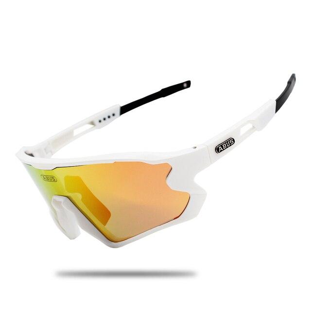 Óculos de sol preto photochromic ciclismo uv400 mtb bicicleta equitação tr90 esporte ao ar livre polarizado eyewear 1/5/6 lente 2