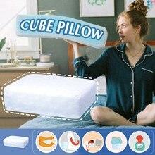 Pillow Cushion Sofa Car-Accessories Neck-Support Memory-Foam Almohada-De-Espuma Core