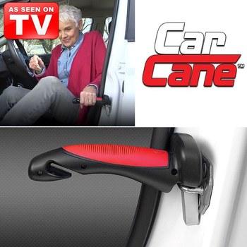 50% OFF Car SeatBelt Cutter Emergency Glass Breaker Autobar Support Cane Handle Aid Stand Grab Bar Door Support