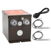 Static Eliminator SL-009 High Voltage Generator+2 Pcs 250mm Anti Static Bar ESD Ionizer Air Blowers